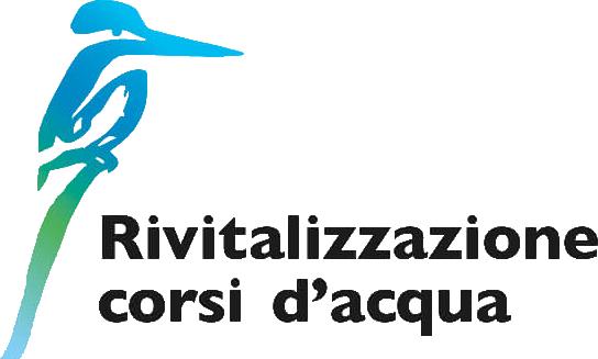 Logo Rivitalizzazione corsi d'acqua